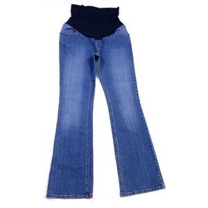 Motherhood Maternity Bootcut Jeans